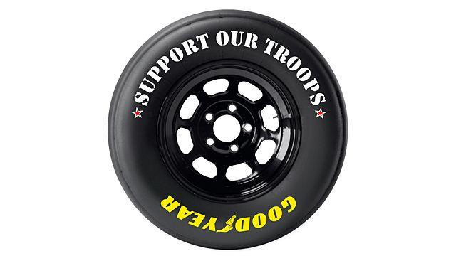 Goodyear honors America's Armed Forces