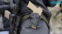 Texas 'Open Carry' Law Passes, Allowing Guns in Holsters on the Street