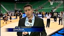Pitt prepares for first-round matchup against Wichita State