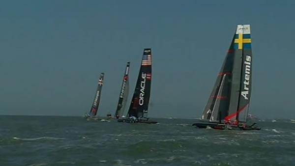 SF Supervisor critical about cost of America's Cup