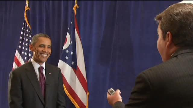 President Obama full interview