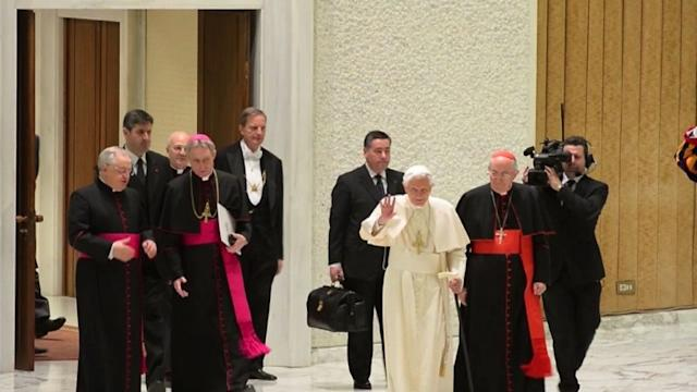 Vatican prepares to select new leader