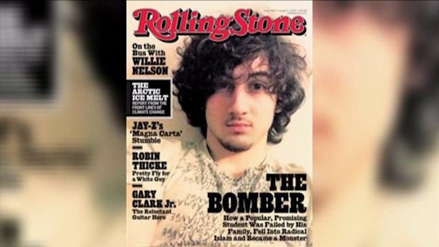 CVS, Walgreens refuse to sell Rolling Stone`s Boston bomber cover