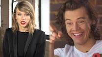 Ed Sheeran Reveals Harry Styles Has Big Penis Taylor Swift's AWKWARD Commercial