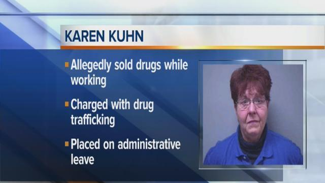 6pm: Bus driver charged with dealing drugs on the job