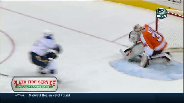 Schwartz rips in a shorty on the 2-on-1