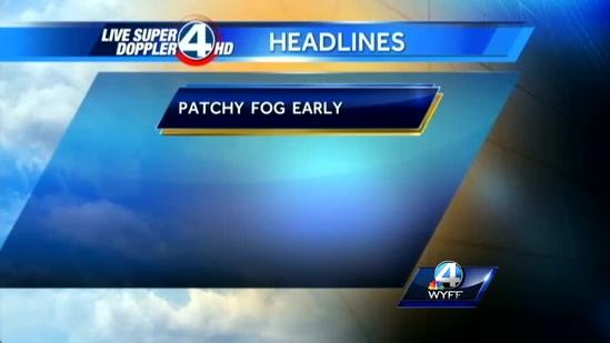 Dale's Friday Forecast May 17, 2013
