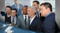 Celeb News Pop: Channing Tatum Brings New Dad Glow to 'White House Down' D.C. Premiere