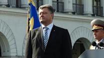 LET'S MAKE A DEAL: UKRAINIAN PRESIDENT MAKES CONCESSIONS TO REBELS