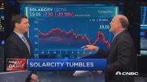 Cramer's Mad Dash: Solar City misses again