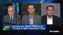 Drivers want tech cos. to build self-driving cars