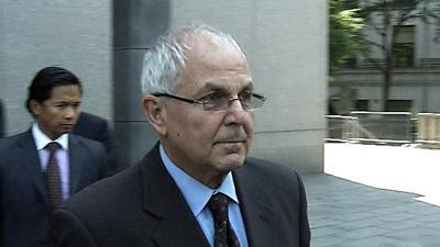 Peter Madoff pleads guilty, blames brother