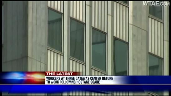 Ex says Gateway Center hostage suspect is different than she remembers