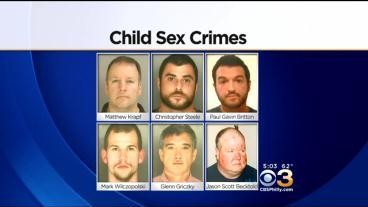 DEVELOPING: Investigators Take Down Major Child Porn Network In Montgomery County