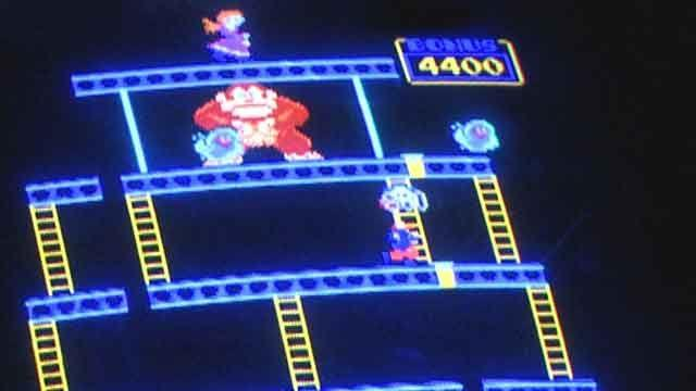 'Donkey Kong' championship brings out gamers