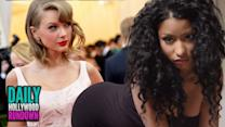 Taylor Swift's Mean Girl Ways Exposed? - 10 Highlights From Nicki Minaj's All Ey