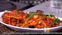 Stephanie & Tony's Table: Chicken With Local Peppers
