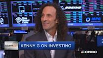 I'm an accounting major: Kenny G