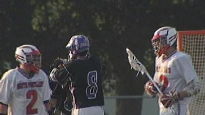 Marshwood Boys Knock Off South Portland In Lacrosse Playoffs