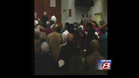 1996 Coverage: Prayer service held for Waterville nuns