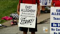 East Allegheny Teachers' Strike Enters 2nd Day