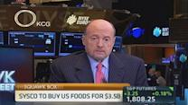 Cramer's stock to watch: Sysco