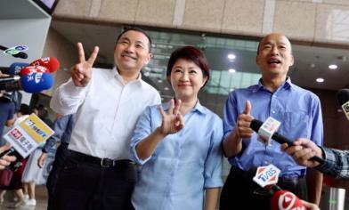 終於說了!侯友宜喊總統票挺韓