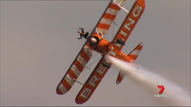 Melbourne's Avalon airshow takes flight