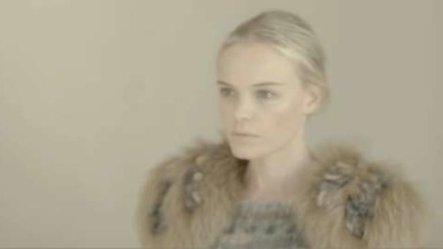 Lov: Kate Bosworth for Vanessa Bruno Fall 2011
