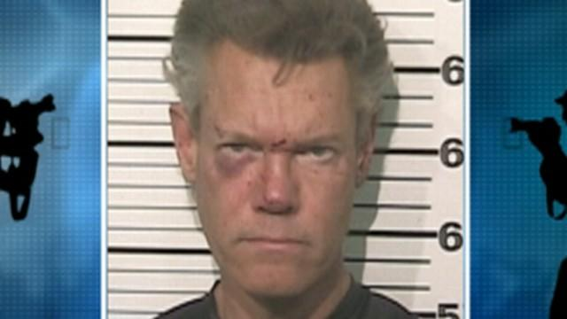 Randy Travis Arrested for Alleged DWI