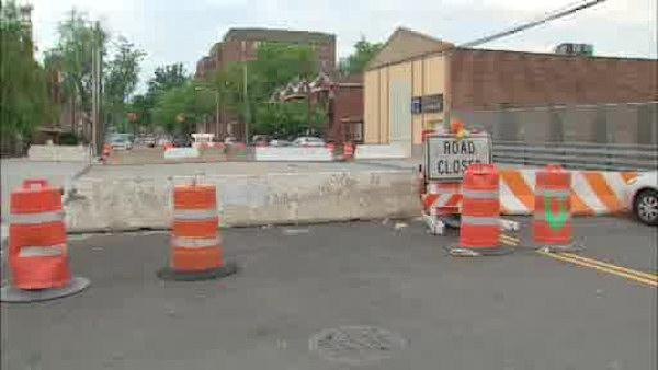 City, engineer blame each other for closed bridge