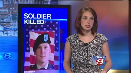 Friends remember Maine soldier killed in Afghanistan