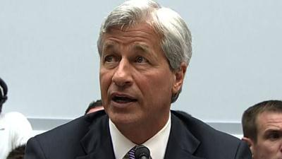 Dimon: JPMorgan trusted methods before loss