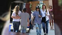 Ellen Page Walks Arm-in-Arm With Possible Girlfriend