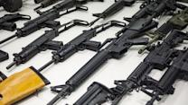 Assault weapons ban sidelined in the Senate