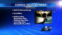 CONSOL Energy selling 5 coal mines