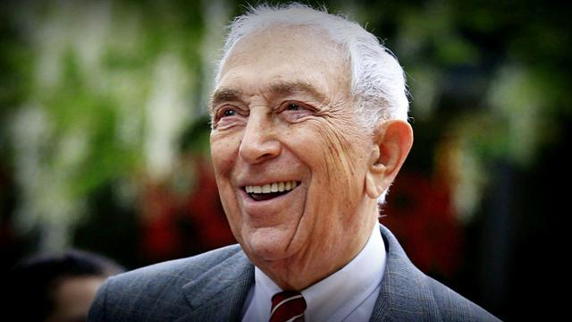 Frank Lautenberg, Senate's oldest member, dies at 89