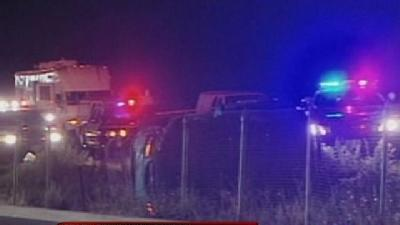 CHP Involved Shooting Investigation Continues In Elk Grove