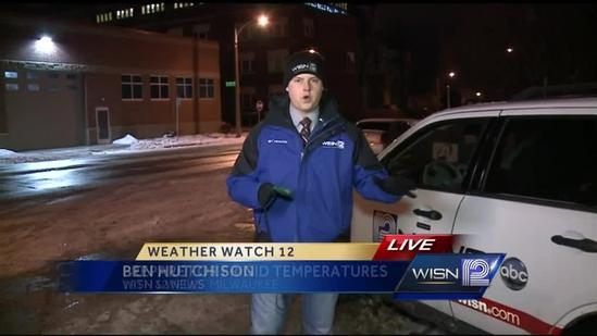 Southeast Wisconsin falls in to deep chill