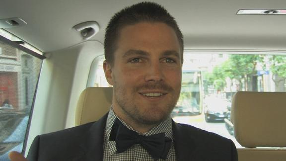 Stephen Amell On '50 Shades Of Grey' Movie: Why Won't He Be Playing Christian Grey?