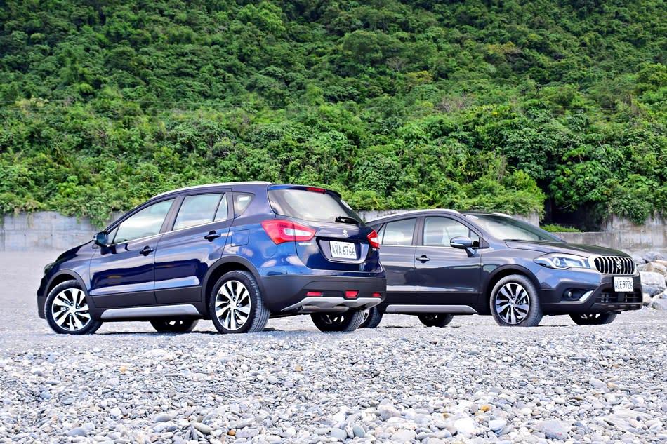 「歐味」十足,全新「跨界」動感潮旅Suzuki SX4試駕報告!【動態操控篇】