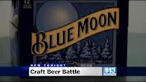 Lawsuit: Blue Moon Isn't Craft Beer