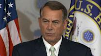 John Boehner Addresses Cantor Loss