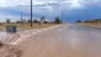 Heavy Rain Triggers Flooding in Lubbock
