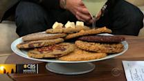 Chef Jeff Mahin's cookie creations