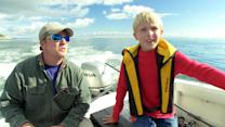 'Shark Week': Shark Trek: Young Shark Advocate Tags Sean the Shark
