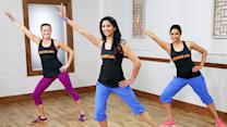 10-Minute Workout to Dance Away the Calories