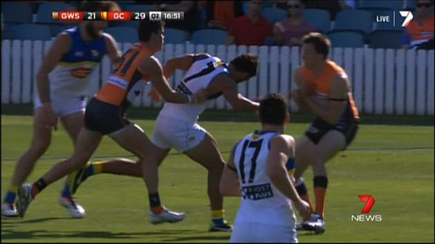 Suns prove too good for Giants