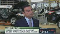 Mexico becoming export hub for Americas: Nissan CEO