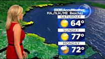WBZ AccuWeather Midday Forecast For May 22